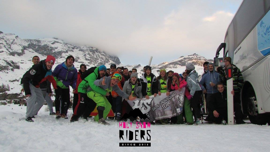 cervinia opening season holy snow riders (25)