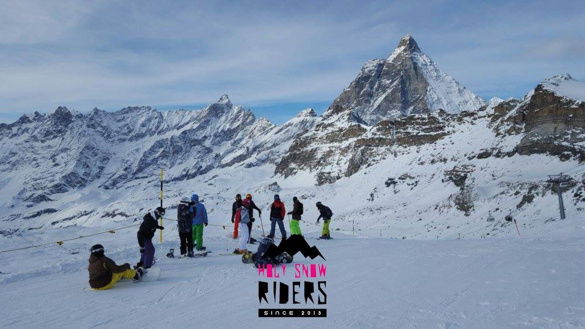 cervinia opening season holy snow riders (34)