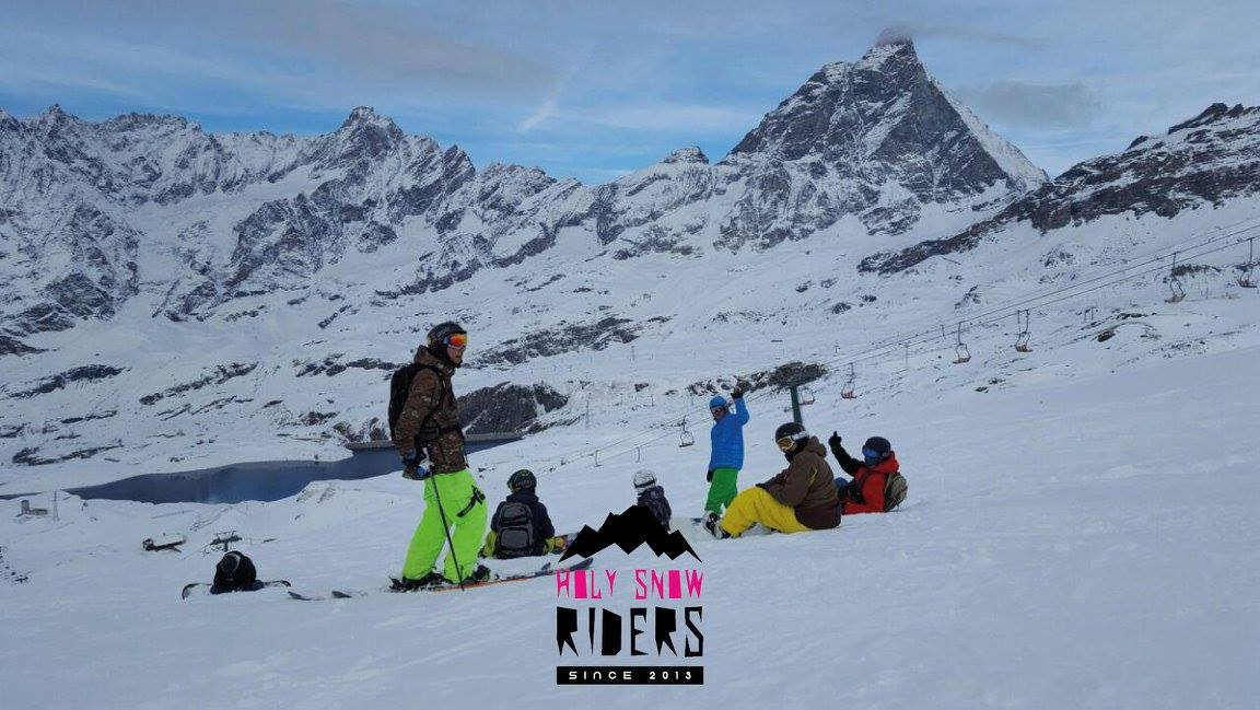 cervinia opening season holy snow riders (44)